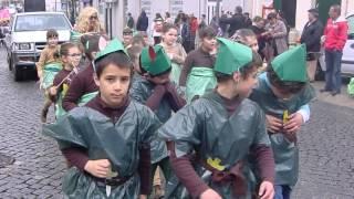 Carnaval 2015 Escola Básica de Celorico de Basto