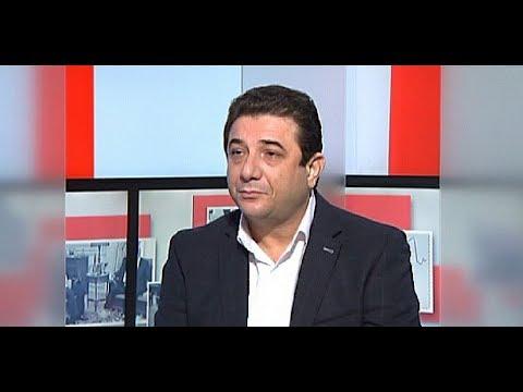 حوار اليوم مع غسان جواد - رئيس تحرير Beirut Press