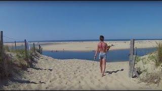 Moliets Plage | Actioncam Surf Test | Rollei S-50 Wifi