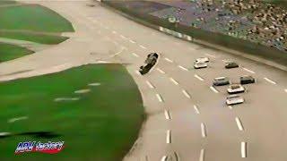 Chris Gehrke Fatal Crash 1991 Poulan Pro 500K