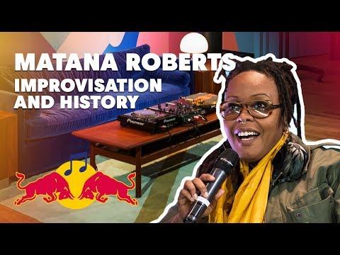 Matana Roberts Lecture (Montréal 2016) | Red Bull Music Academy
