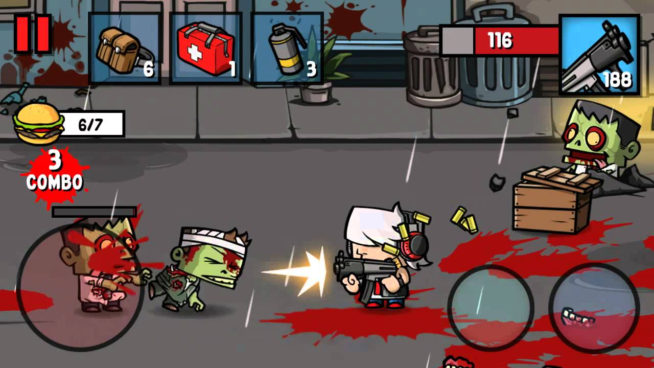 Zombie Age 3 Android Gameplay