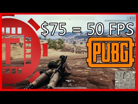 Extreme $75 Ultra Cheap Budget Gaming Computer (w/ Benchmarks) PUBG, MC, & BS