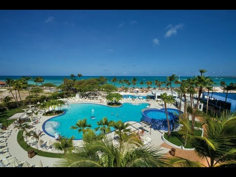 Hotel Riu Palace Antillas Video Tour 2017