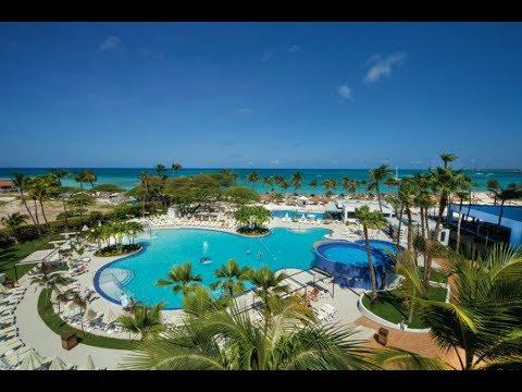 Hotel Riu Palace Antillas Video Tour 2017