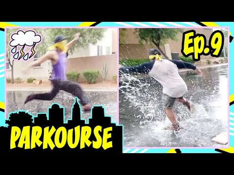 Parkourse in the Rain! (Ep.9)