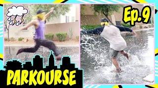 Parkourse in the Rain! (Ep.9)