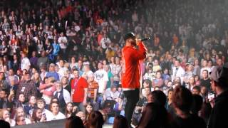 Andy Mineo ft Steven Malcolm - Say I Won't/ Know That's Right (live at Winter Jam)