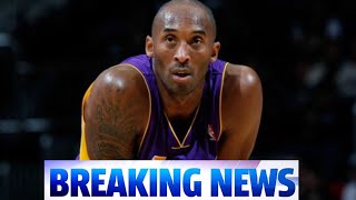 DEVASTATING News About Kobe Bryant Released Moments Ago!