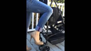 Kinderwagon Hop: Reverse and Fold