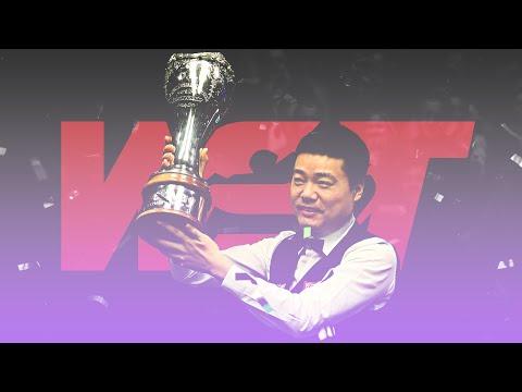 Ding Junhui's Title Clinching Century | 2019 UK Championship