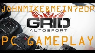 GRID Autosport PC Max Settings Gameplay