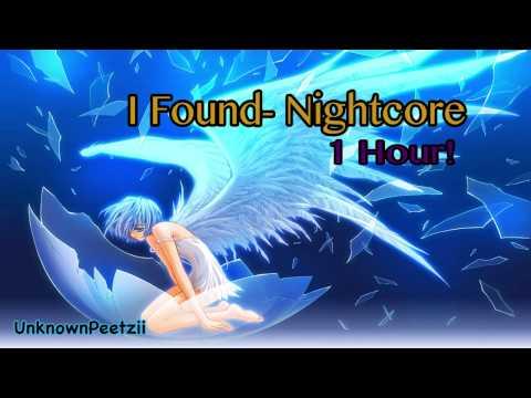 I Found - Amber Run (1 Hour Nightcore Version)