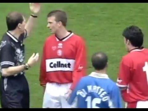 Middlesbrough v Chelsea 1997-98 LC FINAL FULL MATCH HIGHLIGHTS
