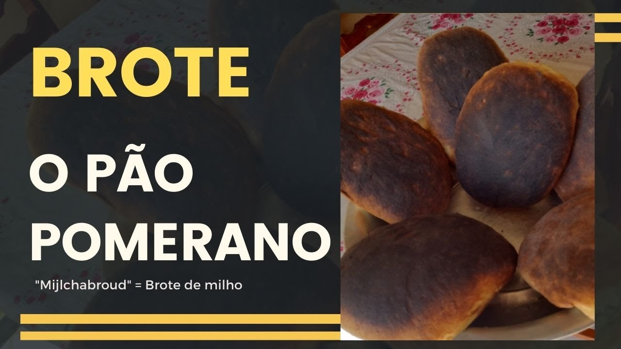 Download Brote - O Pão Pomerano