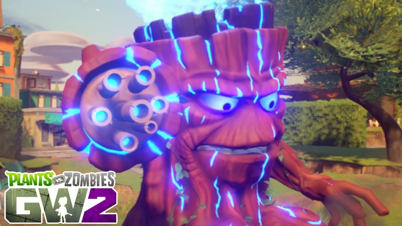 Plants Vs Zombies Garden Warfare 2 Multiplayer All New Maps Pvz Garden Warare 2 Live Youtube