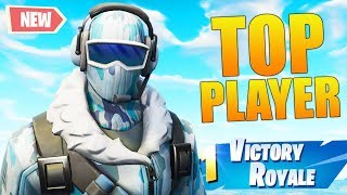 TOP CONSOLE PLAYER / 2000+ Wins / Fortnite Gameplay + Tips & Tricks! - (PS4 Pro)