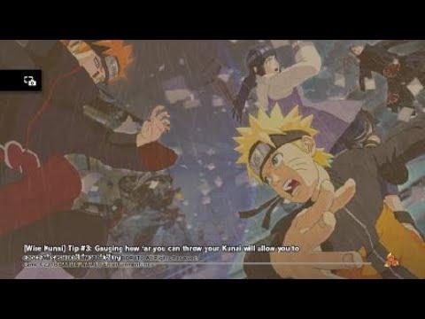 NARUTO TO BORUTO: SHINOBI STRIKER...Game Audio |