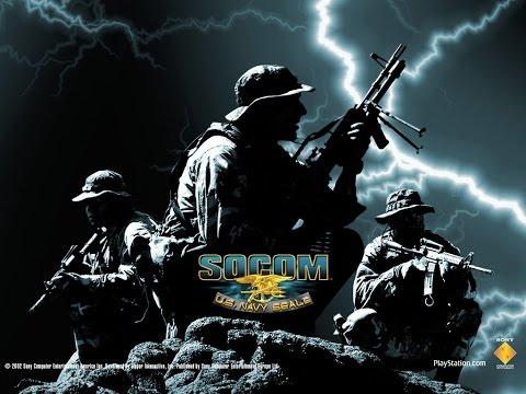 SOCOM: U.S. Navy Seals Fireteam Bravo - PSP - Gameplay / Review - Master & Commander