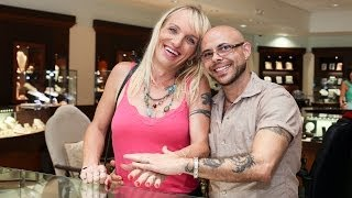 Transgender Engagement: Happy Trans Couple Plan For The Future