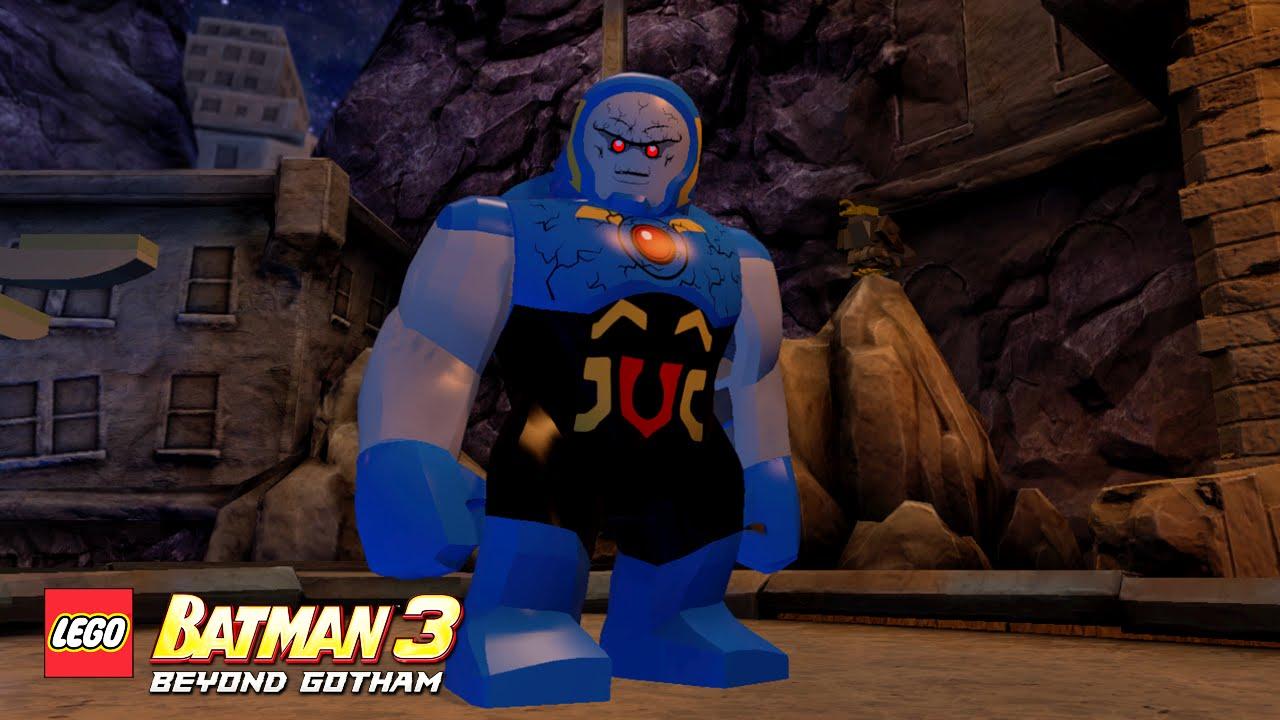 LEGO Batman 3: Beyond Gotham - Darkseid, Desaad and Guy ...
