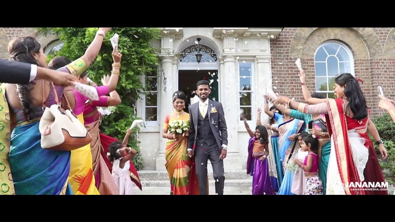 Kaushi Amp Murali Wedding Registration Uk 21 09 2016 Youtube