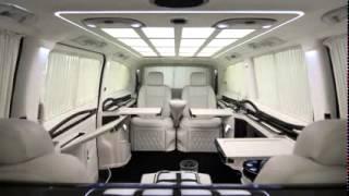 KLASSEN Car Design Technology ®   VIano VIP Limousin Busines