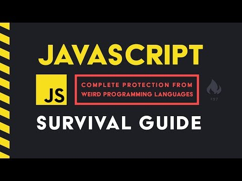 The JavaScript Survival Guide