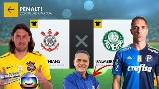 SAIU!! Jogo De Futebol Da Globo Com Narração LUIS ROBERTO - Times Brasileiros Licenciados
