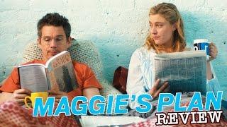 Greta Gerwig, Ethan Hawke, Julianne Moore in Maggie's Plan - Film Review
