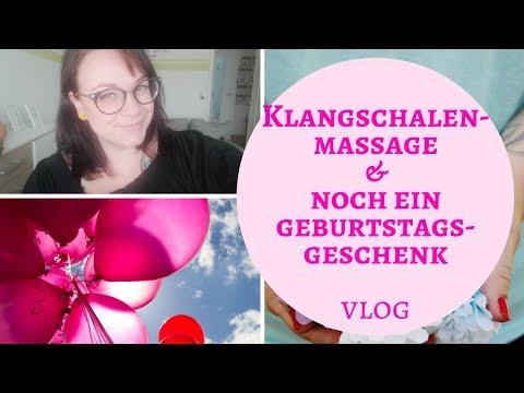 Klangschalen Massage & Weiteres Geburtstagsgeschenk | Mama Vlog | Frau Farbenfroh