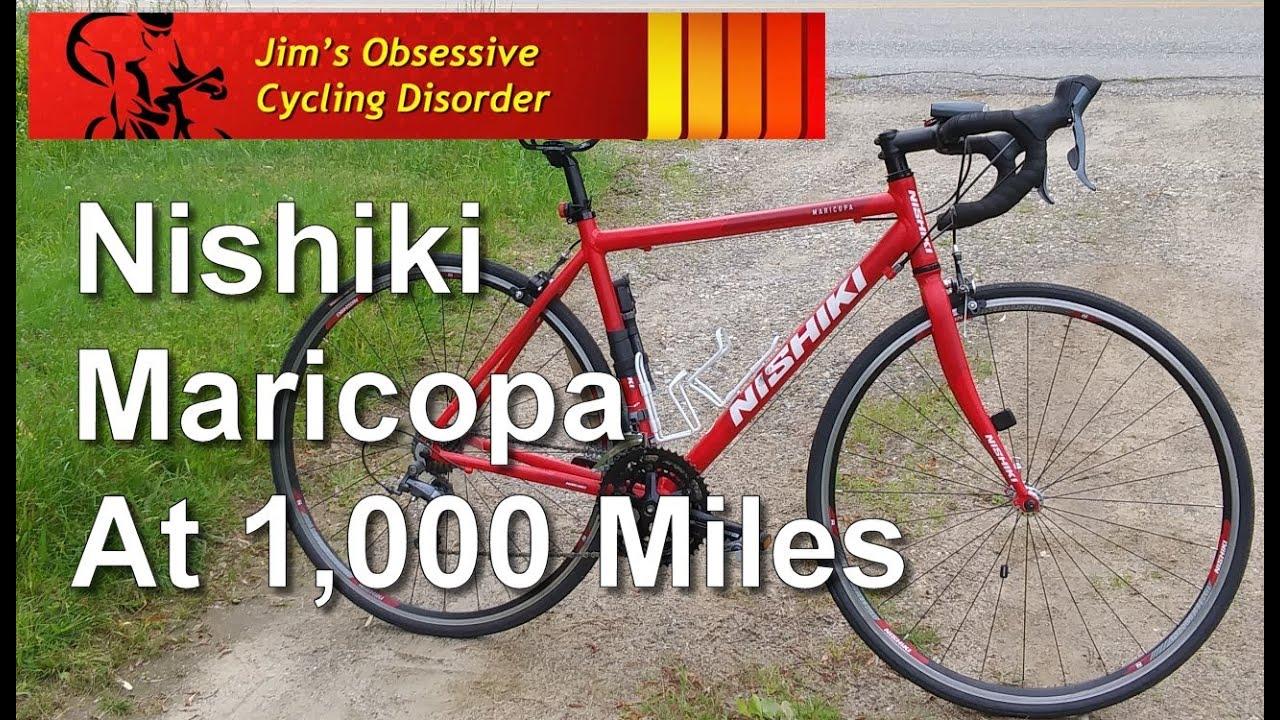 Nishiki Maricopa 1000 Mile Review Youtube