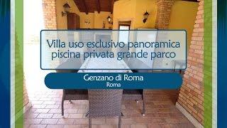 Villa uso esclusivo panoramica piscina privata grande parco - Rif. 2246111