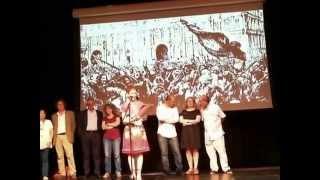 #DebatesUrbanos: Entrega de premios de la Fiesta del Solsticio 2015