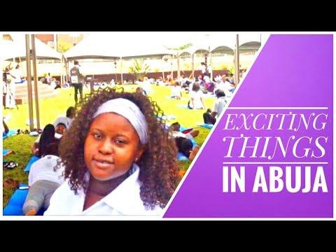 ABUJA NIGERIA VLOG//INTERNATIONAL YOGA DAY IN ABUJA// NIGERIAN YOUTUBER// 2017 NIGERIA VLOG
