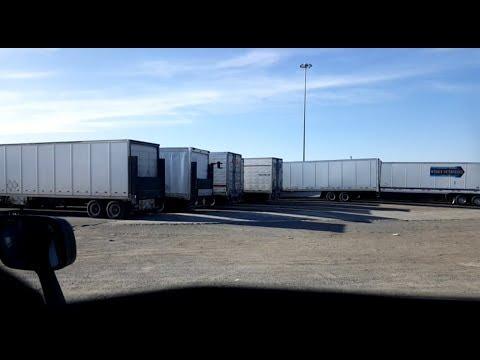 BigRigTravels LIVE! Truckstop Talk Hesperia,  California Pilot 4/8/18