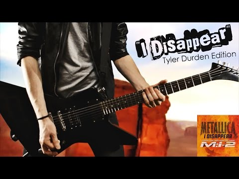 "Metallica ""I Disappear"" (HD Cover + 99% Original Tab by Jeremy Love ""Raketa"")"