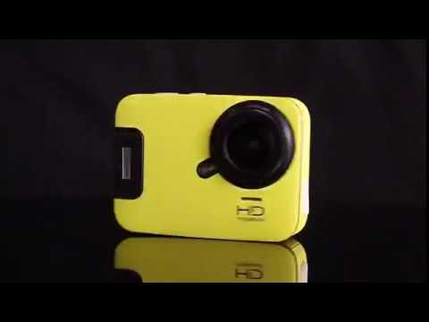 Black Fortress B1 1080p Android İşletim Sistemli Aksiyon Kamera