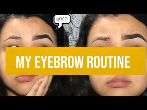 Eyebrow Transformation Tutorial thumbnail