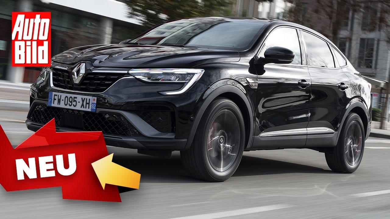 Renault Arkana (2021) | Das ist das Erste SUV-Coupé von ...
