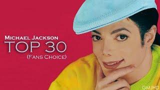 Baixar Michael Jackson - Top 30 songs (Fans Choice) 2018 - GMJHD