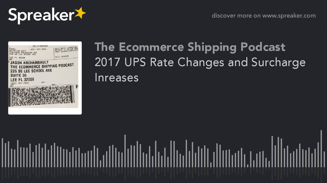 UPS to add surcharges on packages during the holiday season
