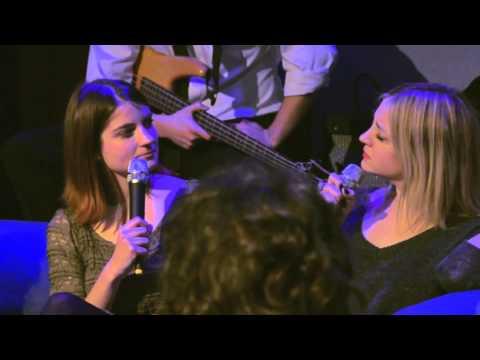 Abby & Bridey Elliott Interview Pt. 2 — Running Late with Scott Rogowsky