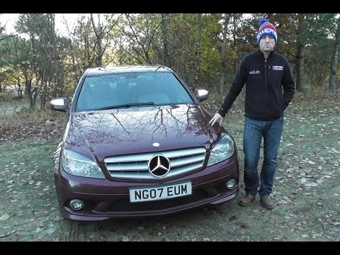 Mercedes C Class W204 Fuse Box Location Youtube