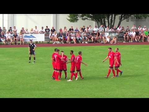 TBP 2017: TSV Weilheim vs TSV Deizisau 4:5 n.E.