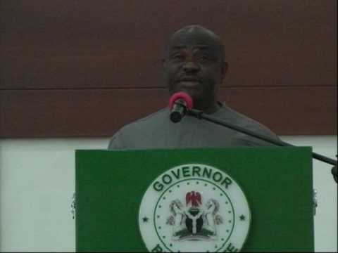 2017 Rivers Golden Jubilee Budget of Accelerated Development