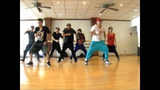 SEXY AND I KNOW IT BY LMFAO Choreography Jesus Nuñez