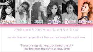 Repeat youtube video Apink (에이핑크) - Remember (리멤버) (Color Coded Han|Rom|Eng Lyrics)