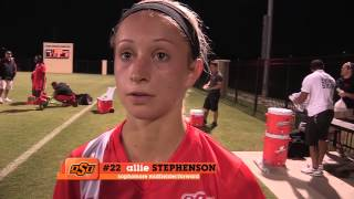 Osu Soccer At Oral Roberts - Highlights And Interviews