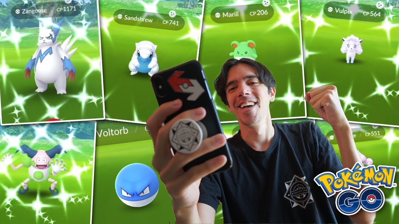 BEST SHINY EVENT! SAFARI ZONE AT HOME PHILADELPHIA (Pokémon GO) thumbnail
